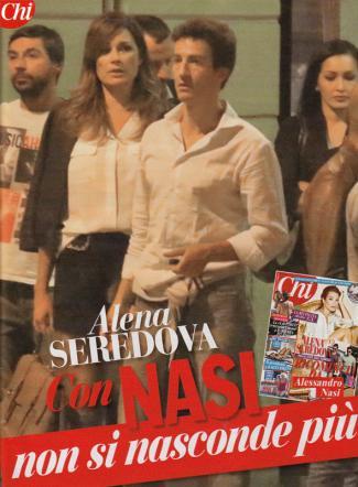 Alena Seredova sempre più sexy per Alessandro Nasi: intimità alle stelle