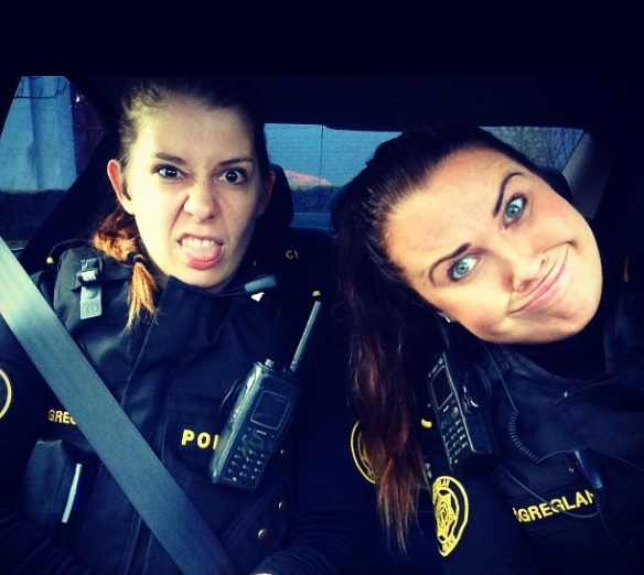 Islanda, polizia di Reikiavik star di Instagram: oltre 90mila i follower