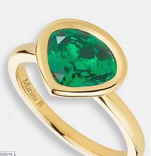 Mila Kunis disegna un anello di smeraldi per le mamme dello Zambia (FOTO