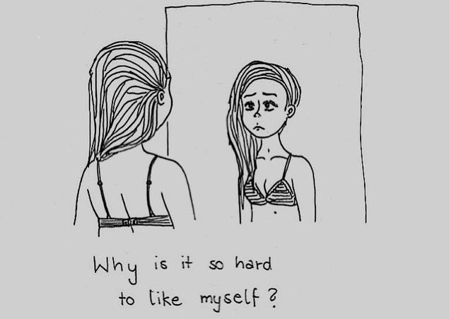 """""""Il mio corpo non mi piace"""": l'80% ragazze tra i 15 e i 17 anni la pensa così"""