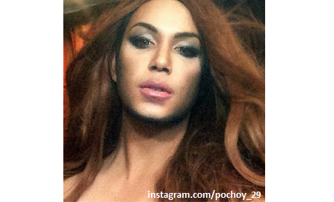 Megan Fox, Beyoncé, Lady D: Paulo Ballesteros è il genio del trasformismo FOTO05