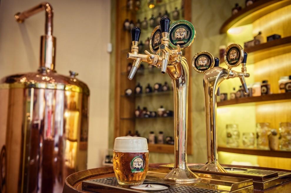 A Praga la Beer Spa: centro benessere a base di birra FOTO