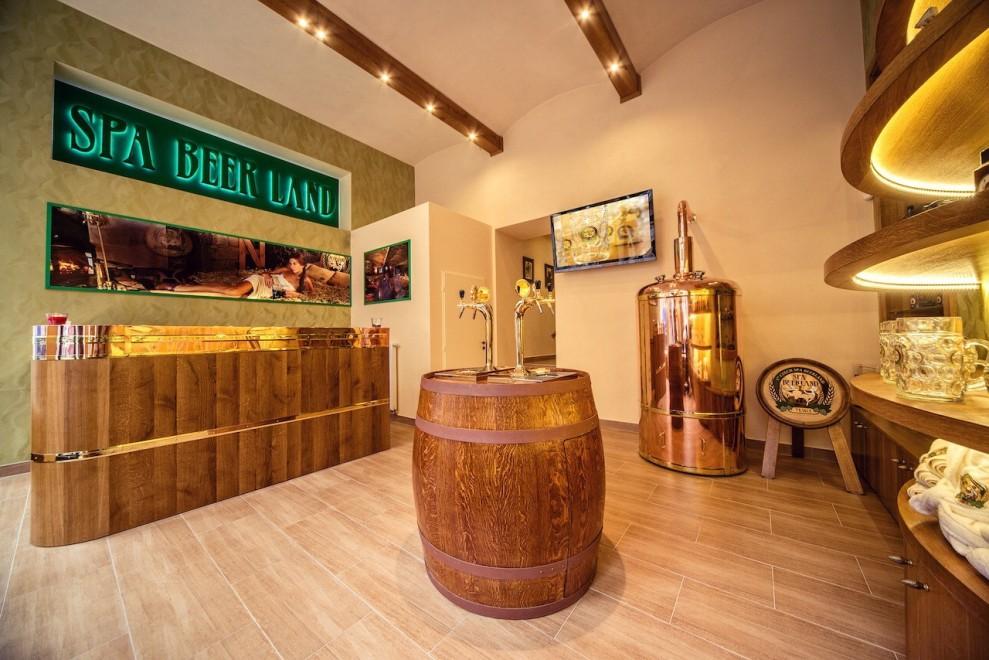 A Praga la Beer Spa: centro benessere a base di birra FOTO 02