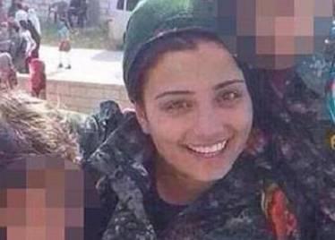 Siria, donna curda kamikaze contro Isis per non finire in mani jihadiste