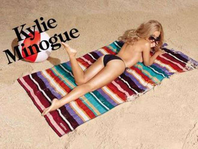 Kylie Minogue sexy a 46 anni: le foto su GQ Italia 02