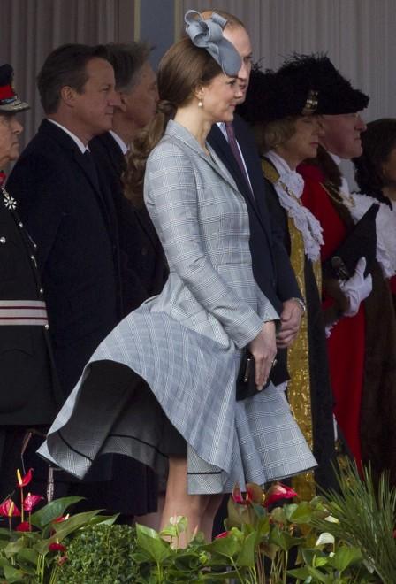 Kate Middleton: prima uscita ufficiale dopo annuncio gravidanza (FOTO)