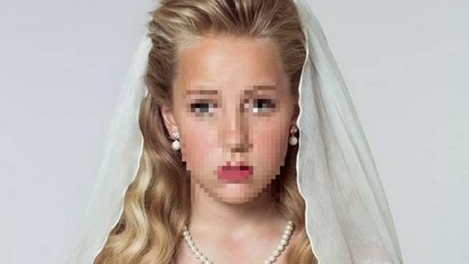 A 12 anni sposa un uomo di 37: choc in Norvegia. Ma è tutto falso 01
