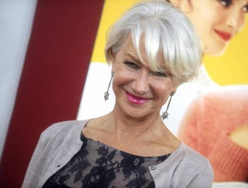 Helen Mirren a 69 anni nuovo volto l'Oreal: scelta per la sua naturalezza