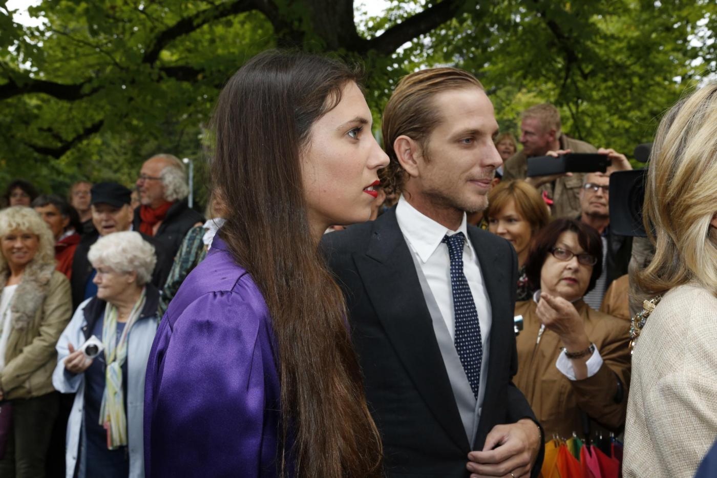 Tatiana Santo Domingo e Andrea Casiraghi: secondo figlio in arrivo