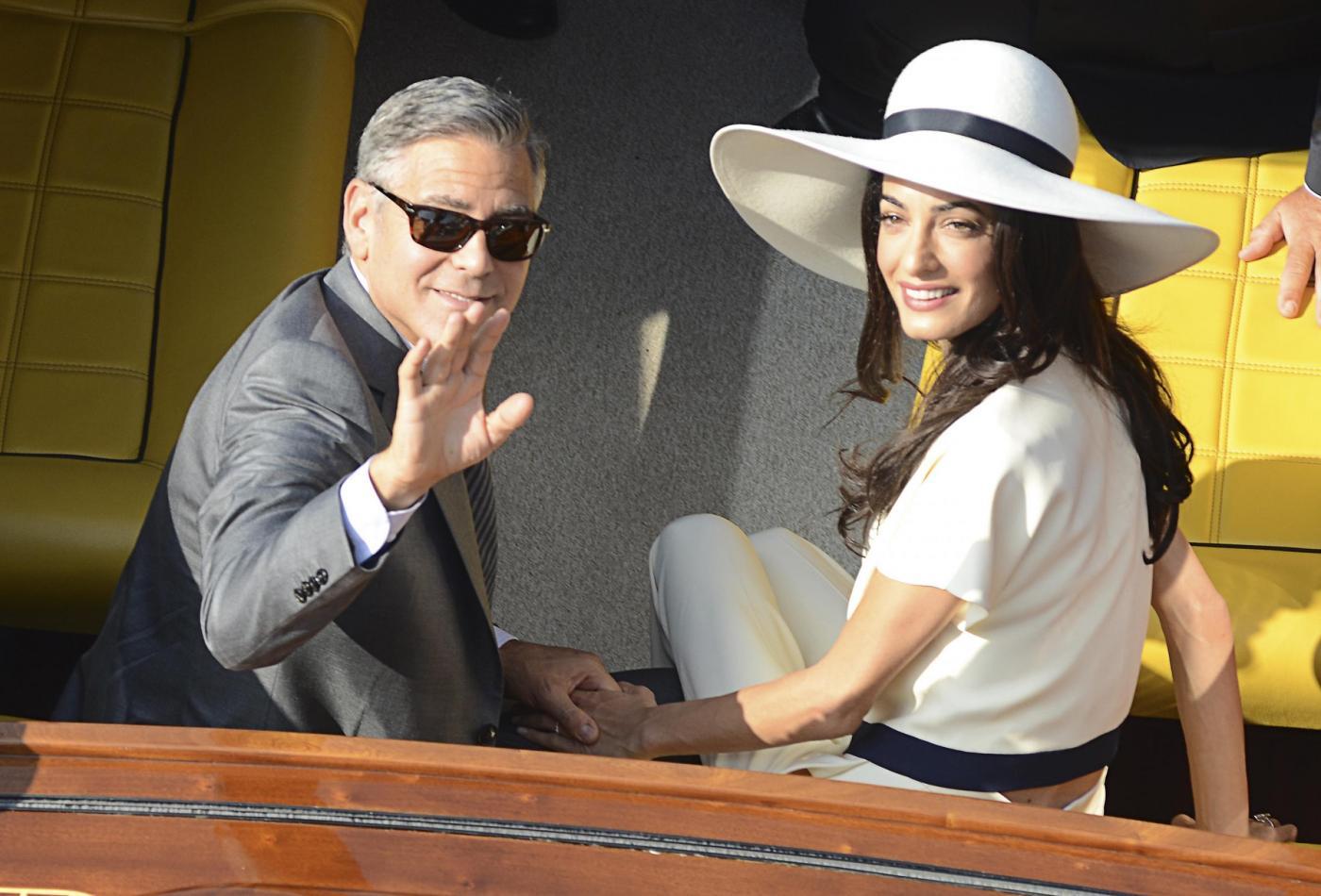 George Clooney e Amal Alamuddin: luna di miele di lusso alle Seychelles