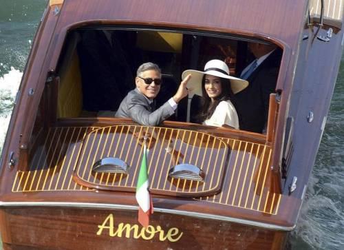 """George Clooney, nozze da 13 mln di $. Troppi per un """"paladino di beneficenza""""?"""
