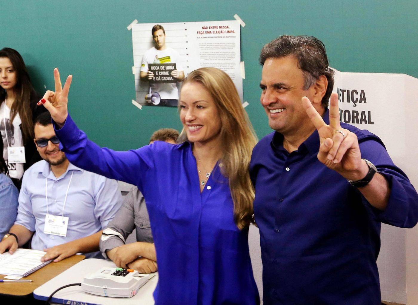 Leticia Weber: sarà un'ex modella la prossima first lady brasiliana? (FOTO)