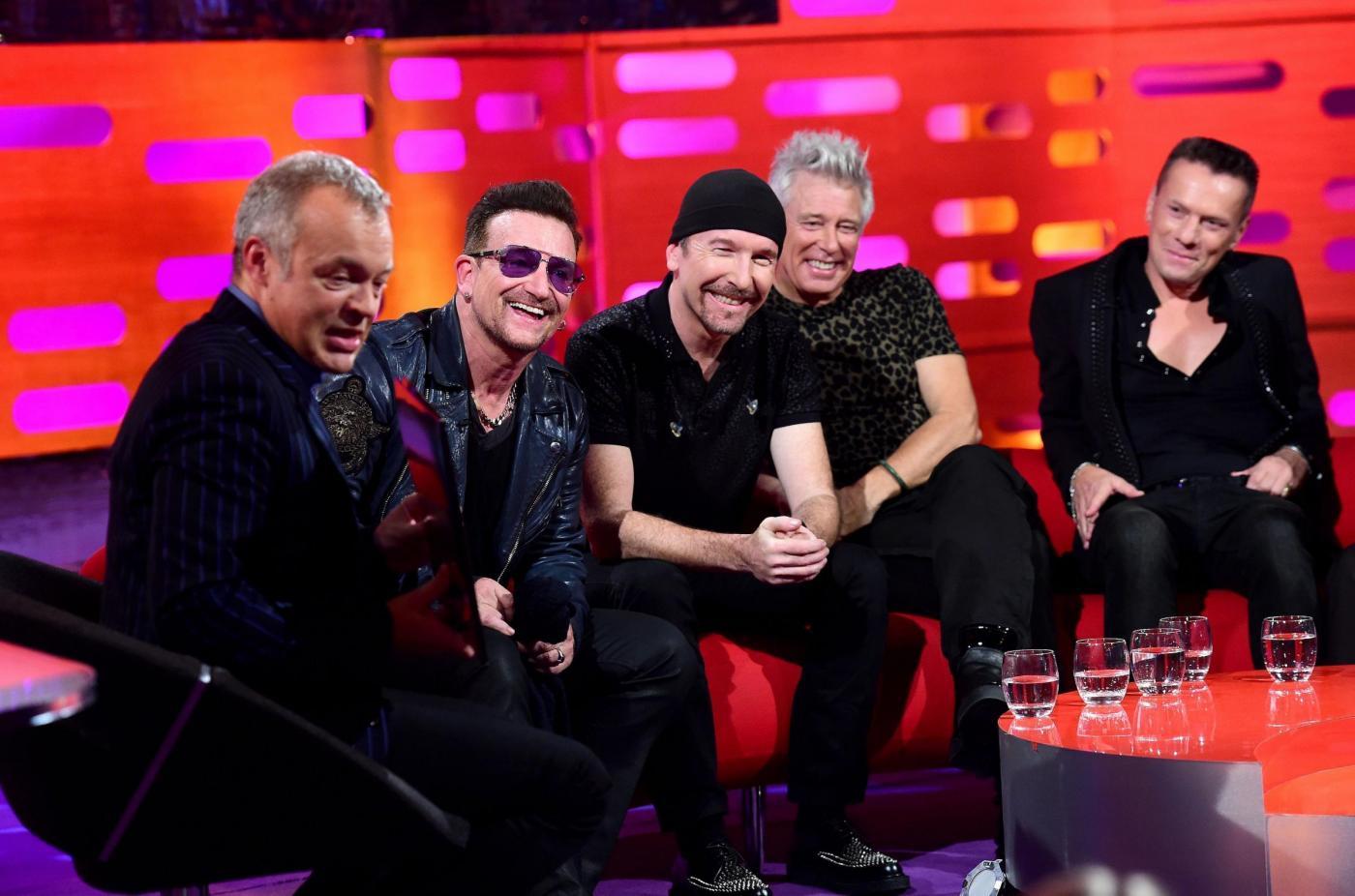 """Bono Vox: """"Indosso sempre occhiali da sole perché ho glaucoma da 20 anni"""""""