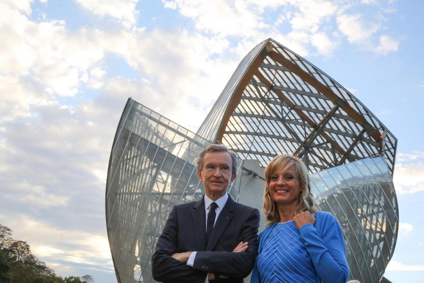 Parigi, apre Fondazione Louis Vuitton: splendido edificio in cristallo e cemento