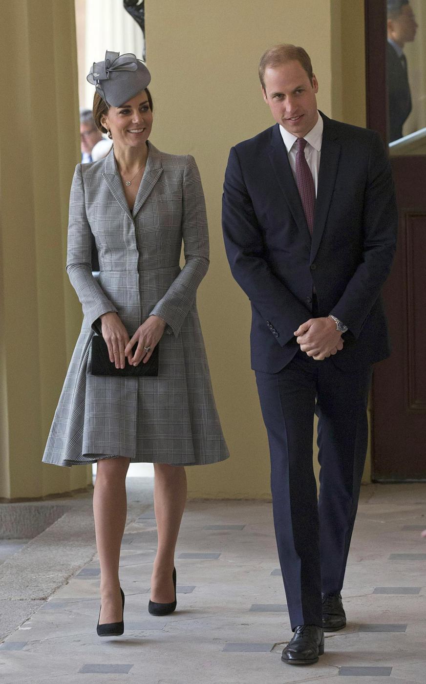 Kate Middleton troppo magra? Regina Elisabetta preoccupata per gravidanza