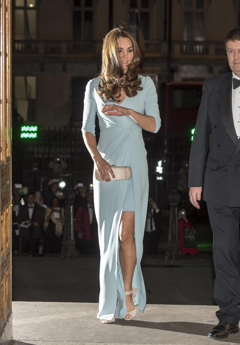 Kate Middleton-Sofia di Svezia in lungo: che stile! FOTO