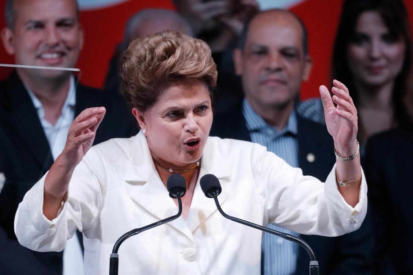 Brasile, Dilma Rousseff rieletta alla presidenza con il 51,64% dei voti