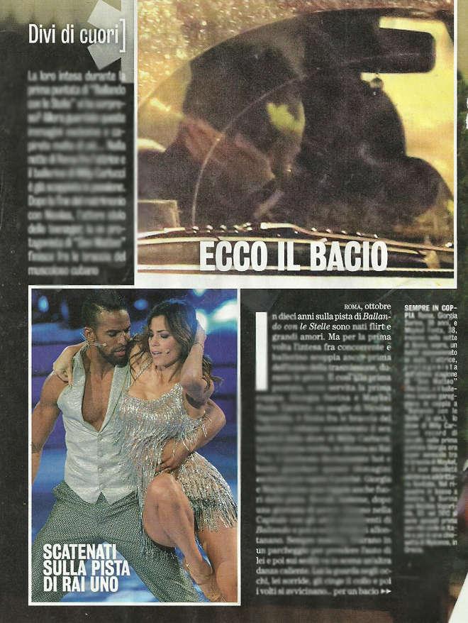 Giorgia Surina e il ballerino cubano: scoppia l'amore 02