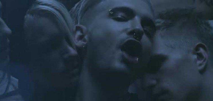 Tokio Hotel: nel nuovo videoclip simulano un'orgia. Boom visualizzazioni (VIDEO)