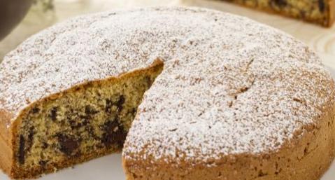 Ricette di dolci: torta stracciatella al cioccolato