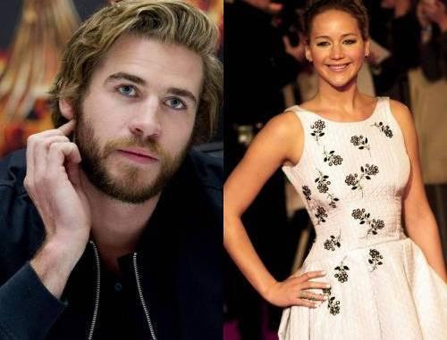"""Jennifer Lawrence, alito pesante. Liam Hemsworth: """"Baciarla è disgustoso"""""""
