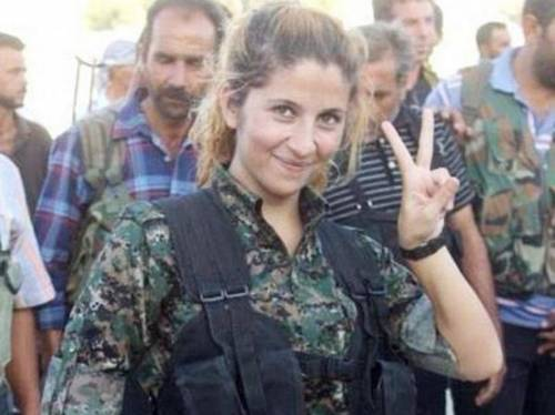 "Rehena, ""angelo di Kobane"" che ha ucciso 100 jihadisti: leggenda o realtà?"