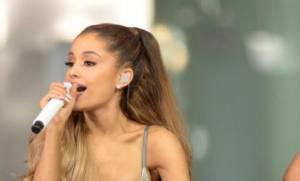 Ariana Grande non sarà ai Wind Music Awards: ecco perché
