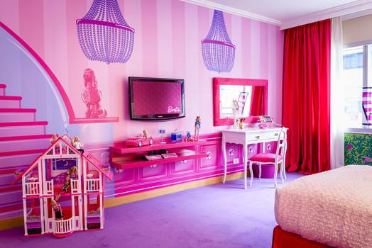Buenos Aires, all'Hilton la prima stanza di Barbie: costa 179 dollari a notte04