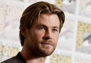 """Chris Hemsworth: """"Mia figlia di 4 anni mi ha chiesto un...pene"""""""