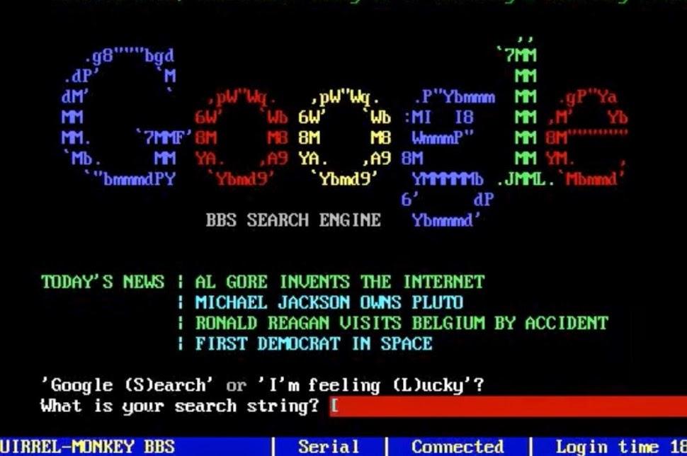 Twitter, Instagram e Google: ecco come sarebbero stati negli anni Ottanta VIDEO