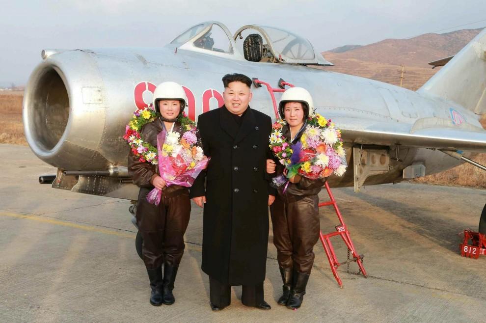 Kim Yo-Jong, la potente sorella del dittatore nordcoreano Kim Jong-un FOTO03