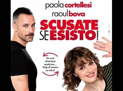 Scusate se esisto! Trailer del film con Raoul Bova e Paola Cortellesi