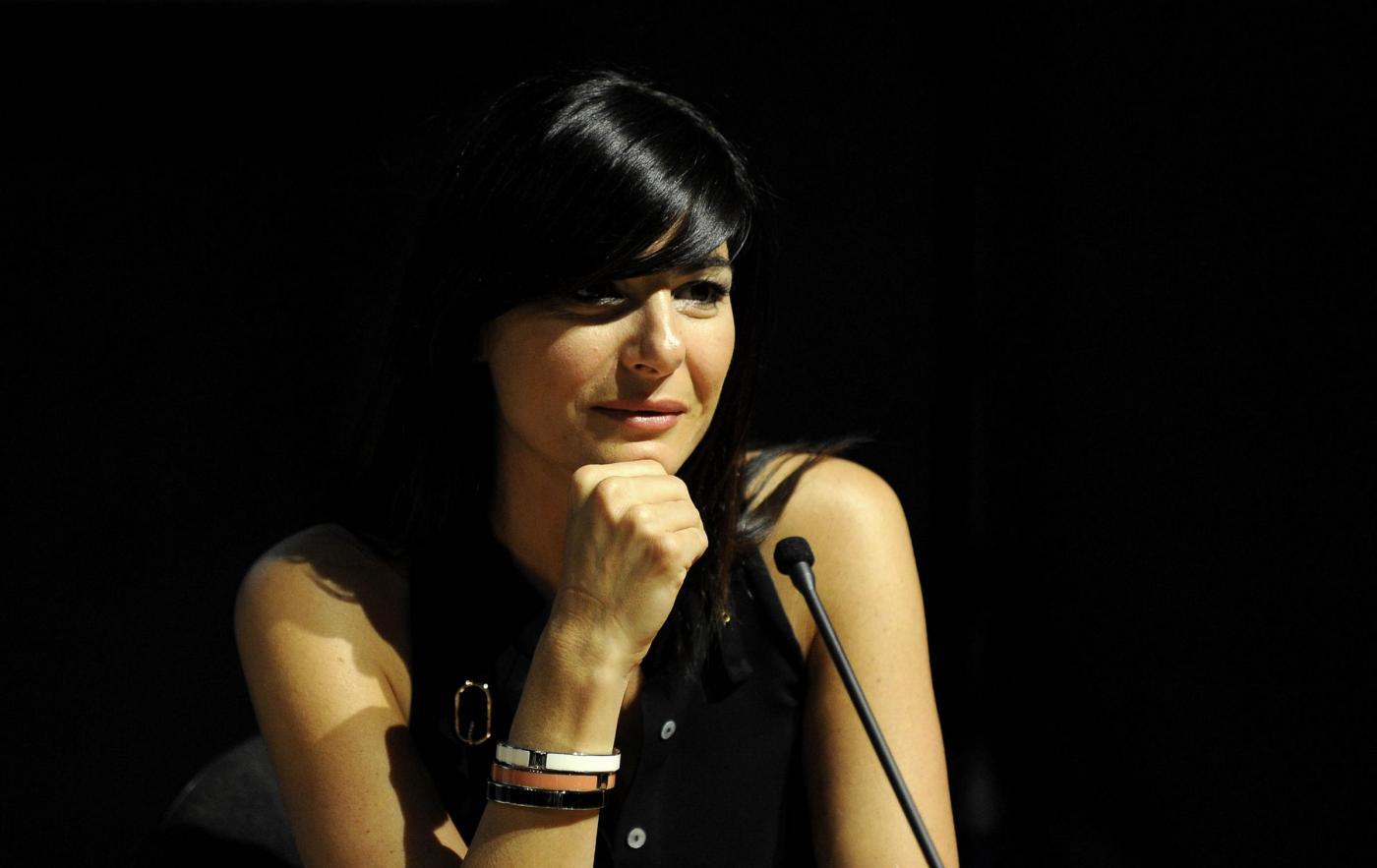 """Ilaria D'Amico: """"Sono finalmente felice"""""""