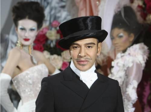 John Galliano perde la causa contro Dior. E paga 1 euro...
