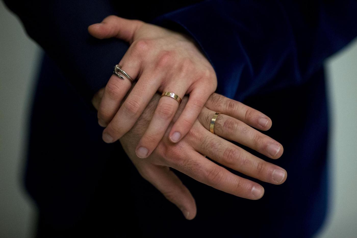 """Adele Palmieri: """"Io, sposa lesbica, felice di aver creato un caso"""""""