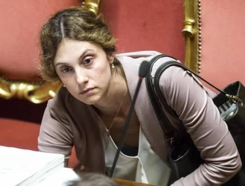 Marianna Madia, il gelato, e l'impietoso paragone con Francesca Pascale