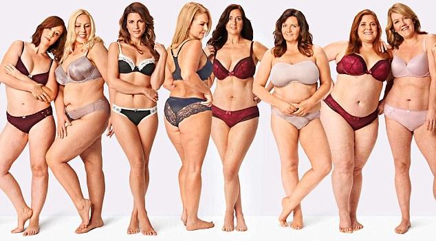 """Victoria's Secret, l'ironia anti super modelle: """"Ecco i corpi perfetti"""" FOTO00009"""