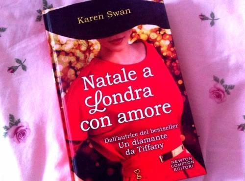 Natale a Londra con amore: Karen Swan, appuntamento sotto l'albero