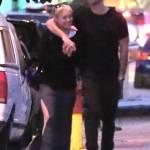 Miley Cyrus, passeggiata romantica col nuovo fidanzato Patrick Schwarzenegger111