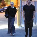 Miley Cyrus, passeggiata romantica col nuovo fidanzato Patrick Schwarzenegger02