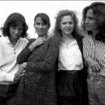 Quattro sorelle, stessa posa per 40 anni: scatti finiscono al MoMa di New York 09