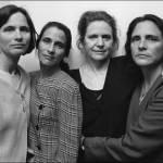 Quattro sorelle, stessa posa per 40 anni: scatti finiscono al MoMa di New York 11