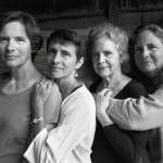 Quattro sorelle, stessa posa per 40 anni: scatti finiscono al MoMa di New York 19