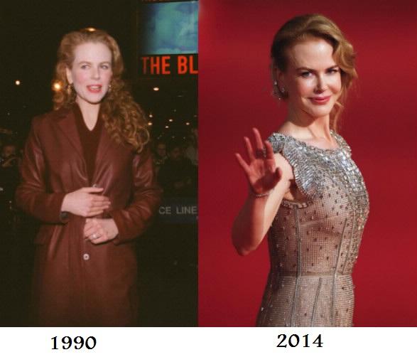 Nicole Kidman FOTO com'era e com'è: vita privata e curiosità