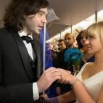 New York: nozze sotto la metro per coppia passeggeri FOTO