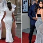Pippa Middleton VS Kim Kardashian: guerra a colpi di lato b