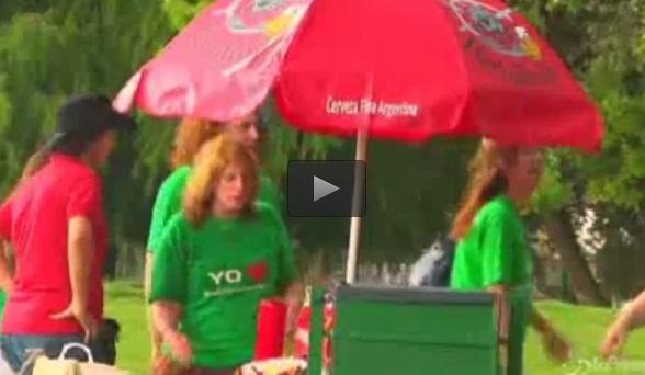 Argentina, a Buenos Aires il raduno dei rossi di capelli