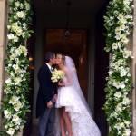 Alessia Marcuzzi si è sposata con Paolo Calabresi! Matrimonio in segreto (foto)