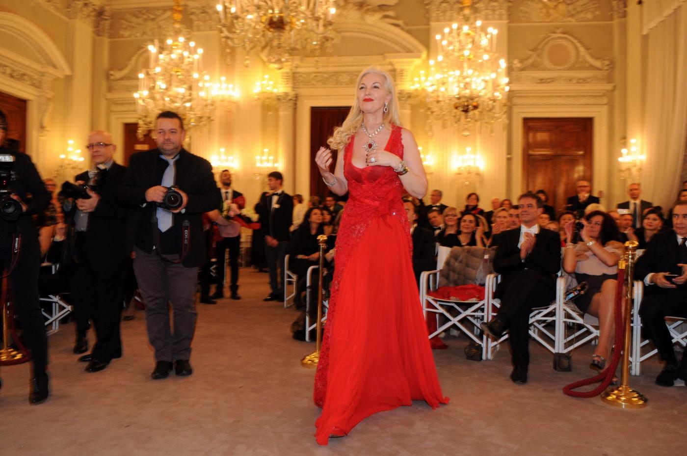 Ballo delle debuttanti a Firenze FOTO: Laura Freddi madrina06