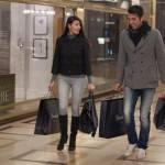 Ilaria D'Amico, Gigi Buffon: spuntino e shopping4